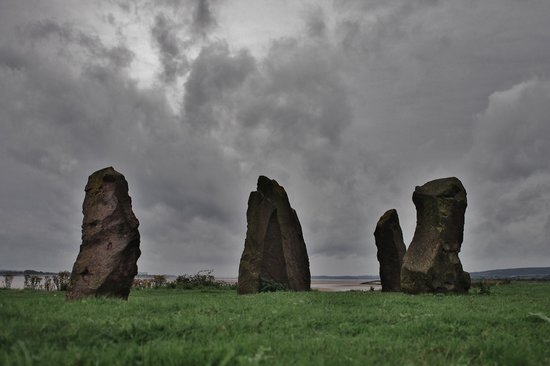 Lydney United Kingdom  city photos gallery : stone circle Picture of Lydney Harbour, Lydney TripAdvisor
