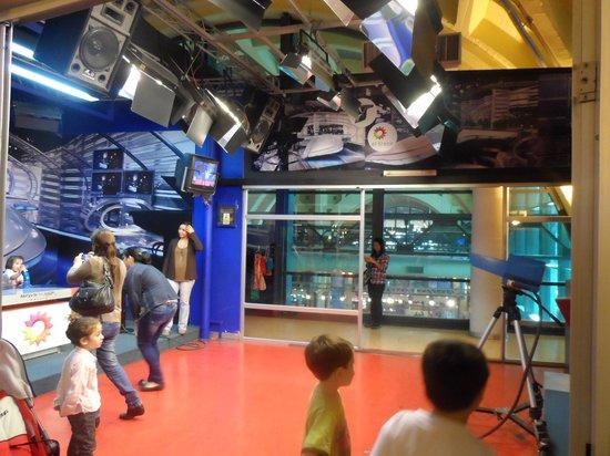 Museo de los Ninos: Sala de gravação