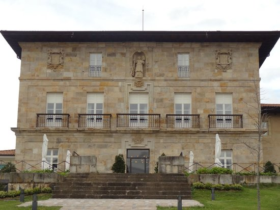 Hotel Palacio Urgoiti: Fachada del hotel