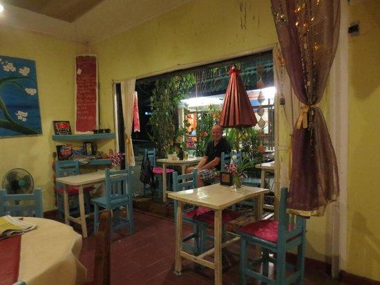 Cool Corner : the restaurant