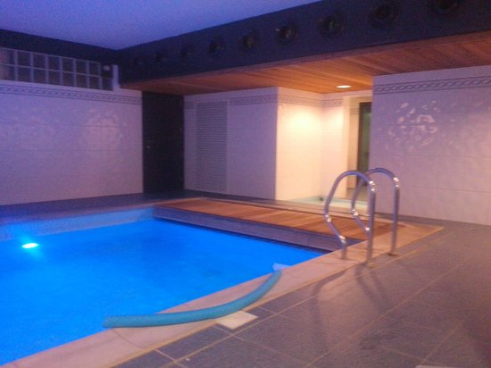 Hotel Villa Select : piscine