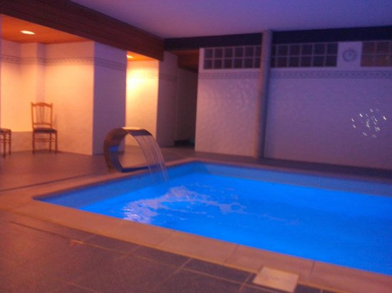 Hotel Villa Select : PISCINE INTERIEUR