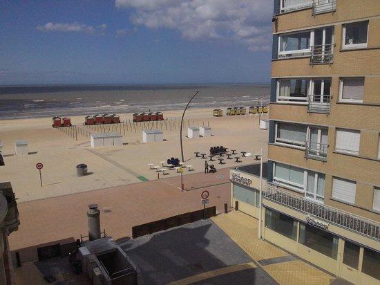 Hotel Villa Select : vu de la chambre chambre denomination vu partielle sur la mer