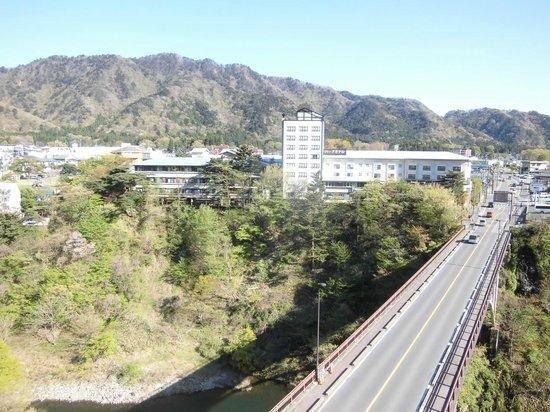 Hotel New Oruri: 部屋からの景観②