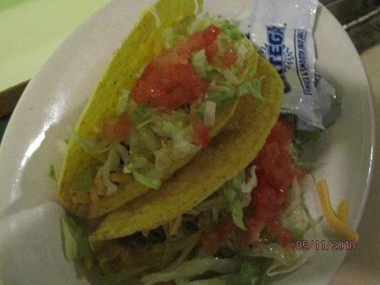 Trolley Stop Inn: Taco Tuesday