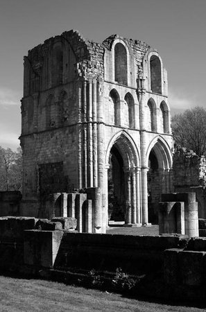 Roche Abbey: General View