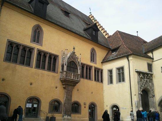 Hotel-Restaurant Gasthof Gotzfried: Regensburger Rathaus