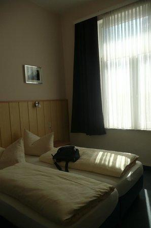 Hotel Stadt Lubeck: camera numero 35 (piccola)