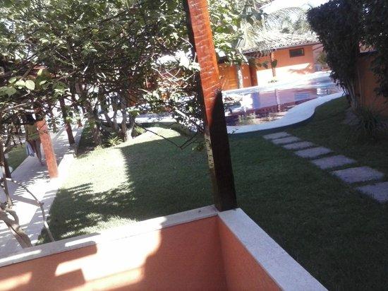 Ferradura Resort: uma das piscinas