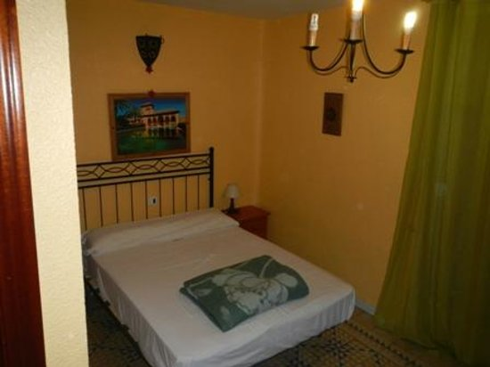 Funky Meridiano Hostel Granada: Bedroom