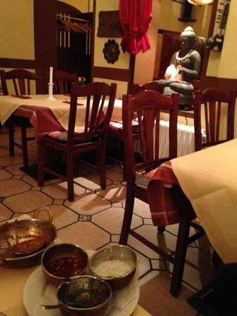 Haveli: Other tables