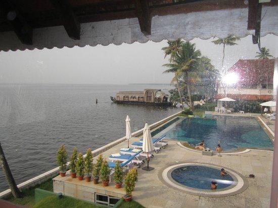 Lemon Tree Vembanad Lake Resort: View from Superior Suit