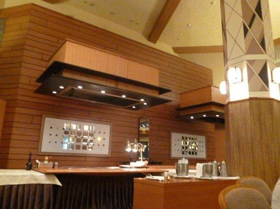 Hotel Ambient Izukogen Honkan: メインダイニング
