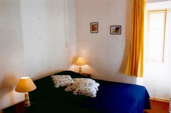 Bras-d'Asse, France : La Toupinelle, chambre Serpolet