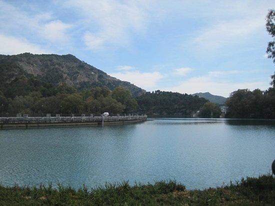 Caminito Del Re: barrage