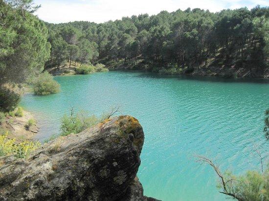 Caminito Del Re: vue du lac
