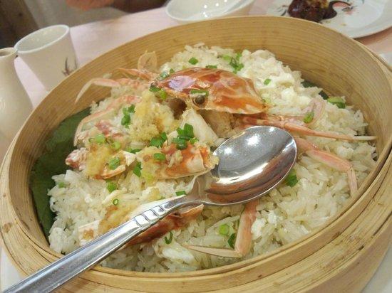 North Point, Hong Kong: 蟹チャーハン激ウマ!