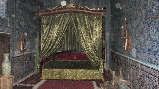 Citadel Kunya-ark: La stanza da letto