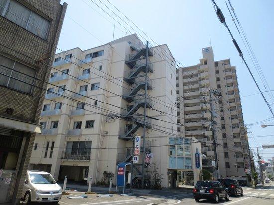 Kochi Ryoma Hotel: 外観