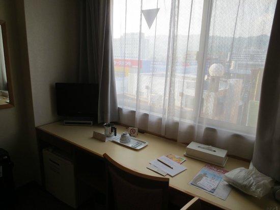 Kochi Ryoma Hotel: 部屋