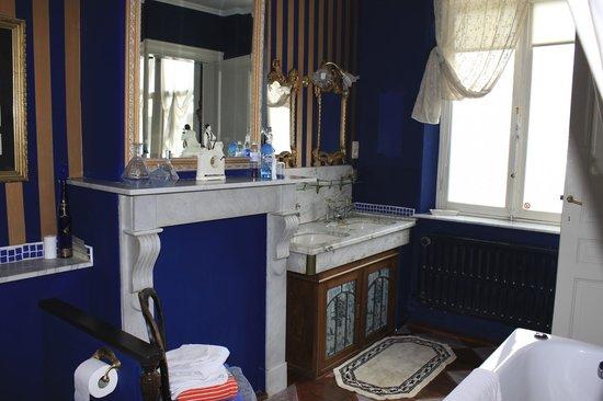 Chambres d'Ami(e)s: Bagno per due