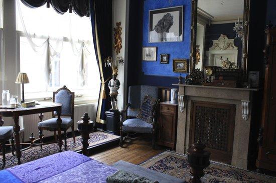 Chambres d'Ami(e)s: Camera accogliente e luminosa
