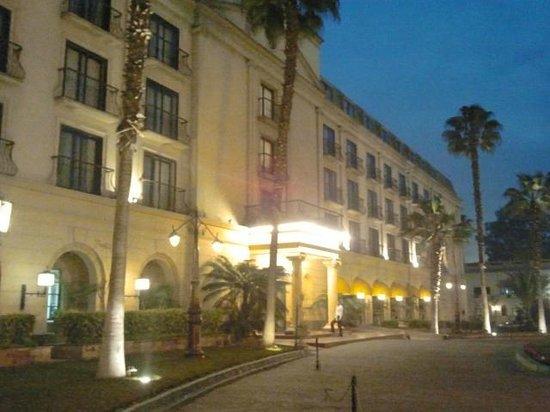 Concorde El Salam Hotel Cairo by Royal Tulip: Da fuori