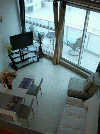 Design Suites Miami Beach: View From Loft