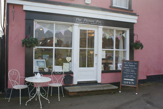 The Picture Pot Tea Shop
