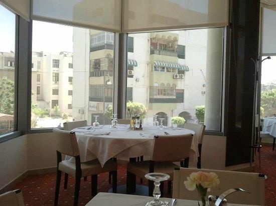 Thobacts Hotel: Sala Ristorante