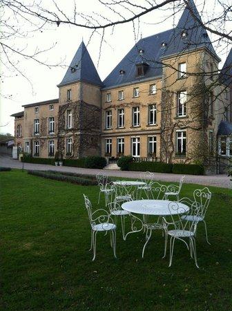 Le Chateau D'Adomenil