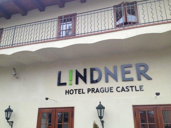 Lindner Hotel Prague Castle: outside