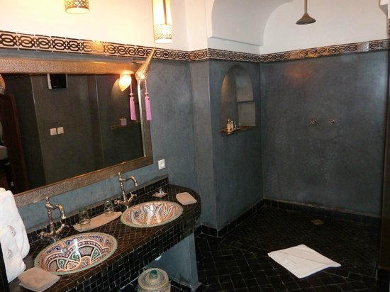 Riad Charme d'Orient: chambre Moulay Ahmed