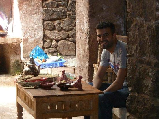 Riad Charme d'Orient: Journée dans la vallée de l'Ourika avec Saïd