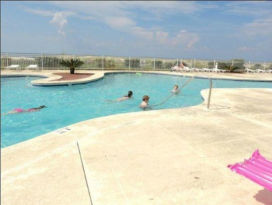 Gulf Shores Plantation: The outdoor pool