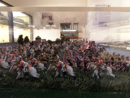 L'Iber Museo de los Soldaditos de Plomo: The black watch in battle