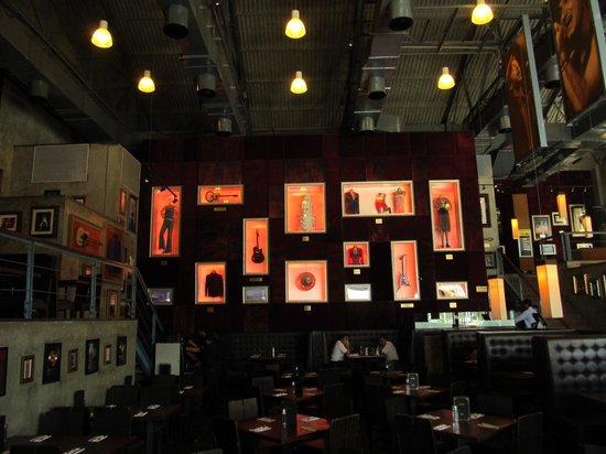 Hard Rock Cafe : Some great memorabilia