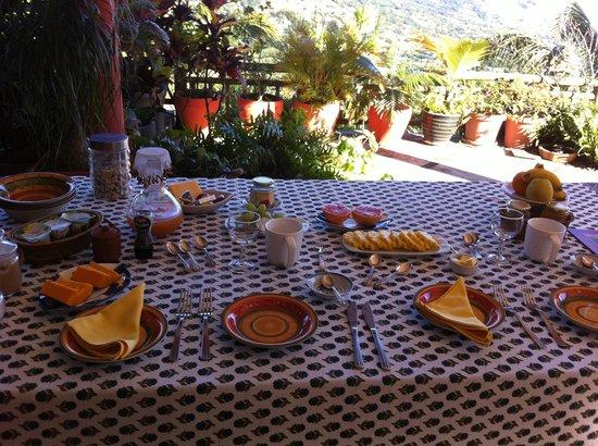 Mon Choix Ecolodge : le petit déjeuner