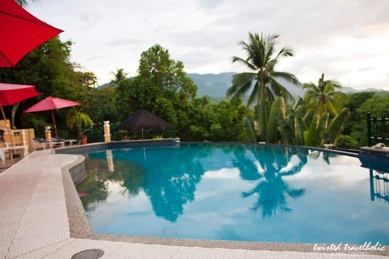 The Manor at Puerto Galera: Infinity Pool