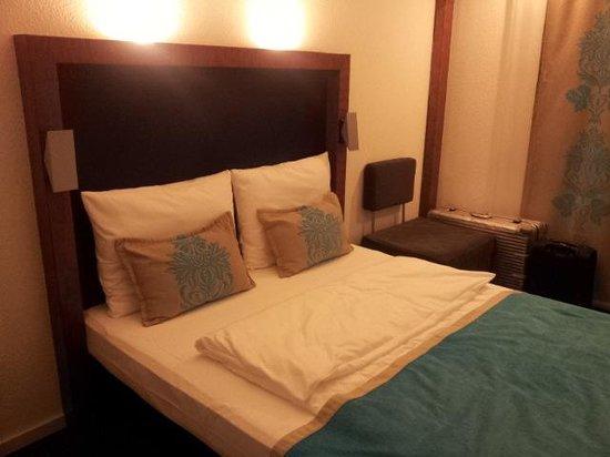 Premiere Classe Frankfurt-Offenbach: Comfortable bed
