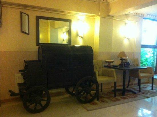 Sultanahmet Park Hotel: Отель