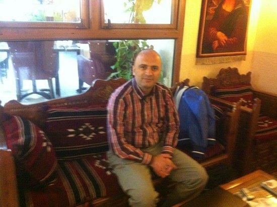 Sultanahmet Park Hotel: Джумали бей)