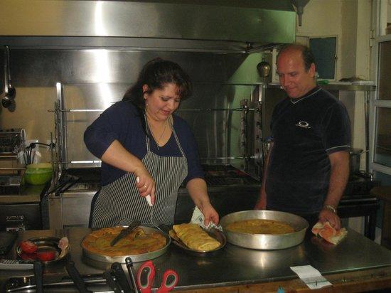 Nissaki, Grèce : Roumeli Taverna