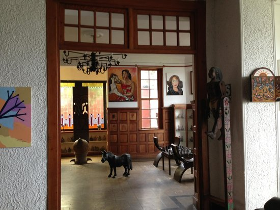 Second Home Peru: the house is full of amazing artwork