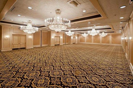 Ballroom - Imagine Your Meetings or Wedding