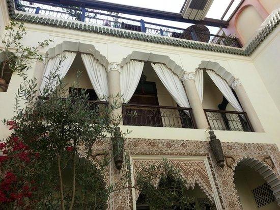 RIad Al Loune: Our bedroom!