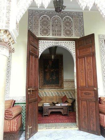 RIad Al Loune: The Riad