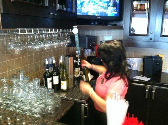 Hilton Garden Inn Denver / Highlands Ranch : The Bar