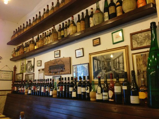 Photo of Italian Restaurant Al Tranvai at Piazza Tasso 14r, Florence, Italy
