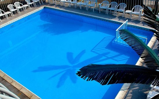 AA Heart of Wildwood Motels: Pool